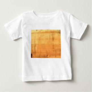 tan glatte Beschaffenheit Baby T-shirt