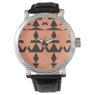 TAN-minimales Stammes- Uhr