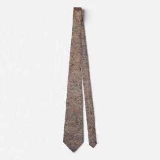 TAN und dunkelgraue Felsen-Bildungs-Krawatte Krawatten