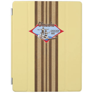 Tandem, das hawaiisches Surfbrett iPad iPad Smart Cover