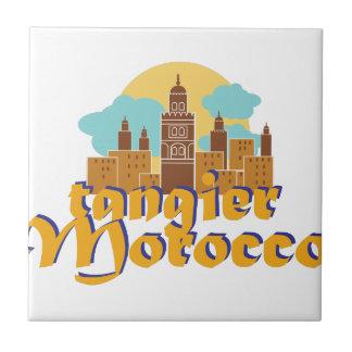 Tanger Marokko Keramikfliese