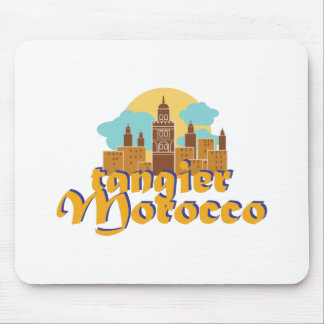 Tanger Marokko Mousepad