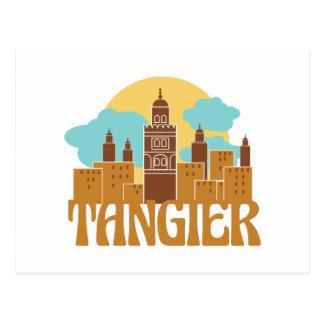 Tanger Postkarte