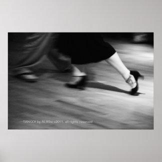 Tango! eine Fotografie durch ALXSw Poster