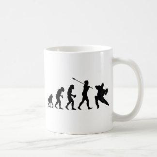 Tango-Tänzer Kaffeetasse