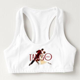 Tango tanzt rot Sport-BH
