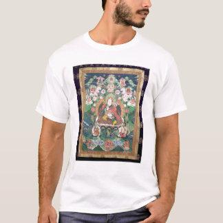 Tanka von Padmasambhava, ANZEIGE c.749 T-Shirt