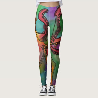 Tanners Krake Leggings