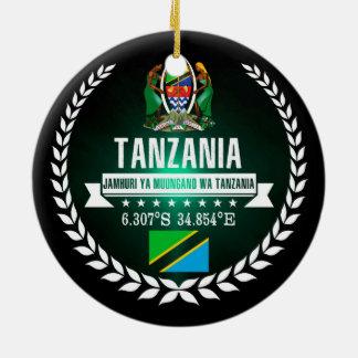 Tansania Keramik Ornament
