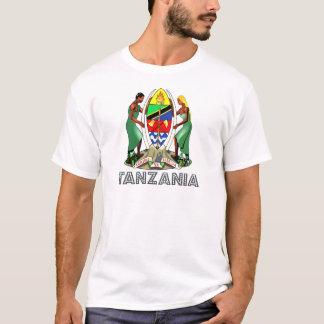 Tansania-Wappen T-Shirt