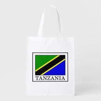 Tansania Wiederverwendbare Einkaufstasche