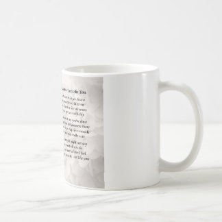 Tante Poem - goldener Querentwurf Kaffeetasse
