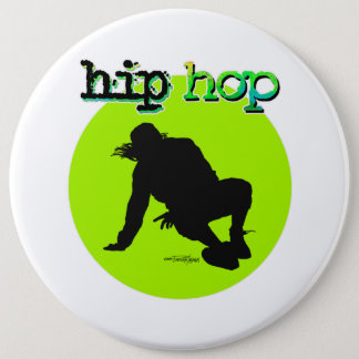 Tanz - angesagter Hopfenknopf Runder Button 15,3 Cm