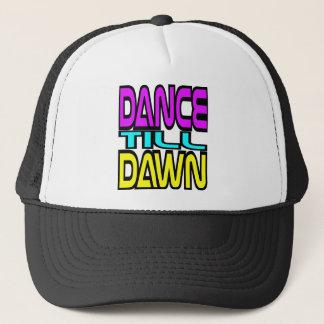 Tanz bebauen Dämmerung Truckerkappe