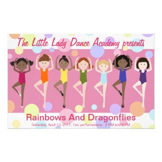 Tanz-Erwägungsgrunden-Programm Flyer