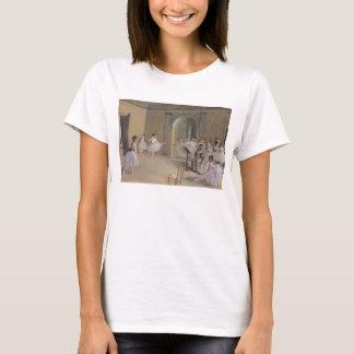 Tanz-Foyer an der Oper durch Edgar Degas T-Shirt