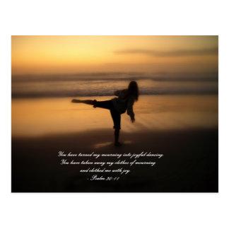 Tanz für Freude Postkarten