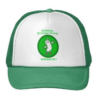 Tanz, Geburtstags-Essiggurke, Tanz! Baseballmütze