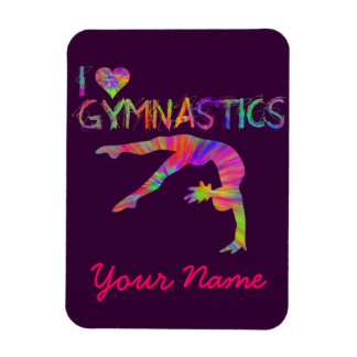 Tanz-Gymnastik-Beifall Flexi Magneten Magnet