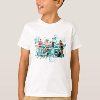 Tanz-Hochschulform-Grafik T-Shirt