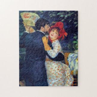 Tanz in der Land Renoir schönen Kunst Puzzle
