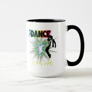 Tanz ist mein Leben Tasse