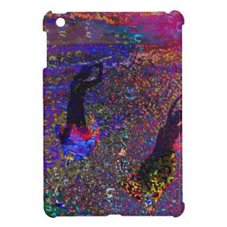 Tanz, Partygetränke in den vollen Farben iPad Mini Hülle