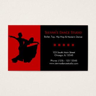 Tanz-Studio Visitenkarte