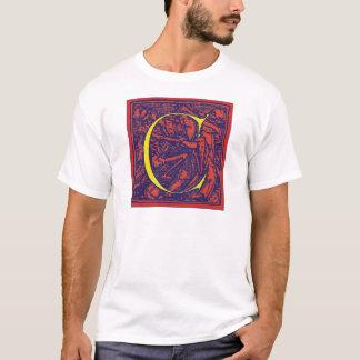 Tanz von Todesbuchstaben C T-Shirt