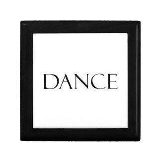 Tanz zitiert inspirierend Tanzen-Zitat Kleine Quadratische Schatulle