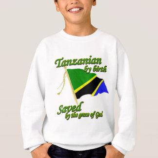 Tanzanian durch die Geburt gerettet von Gnaden des Sweatshirt