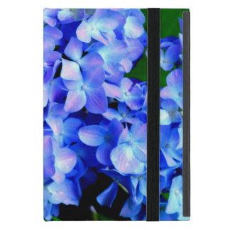 Tanzanite Hydrangeas Hülle Fürs iPad Mini