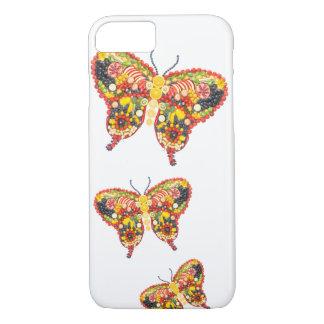Tanzen Butterflys iPhone 8/7 Hülle