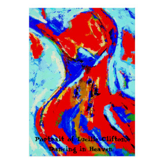 Tanzen-Frauen-Plakat Poster