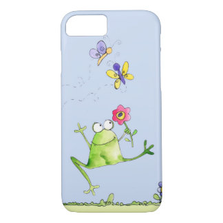 Tanzen-Frosch iPhone 8/7 Hülle