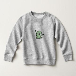 Tanzen-Frosch Sweatshirt