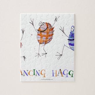 Tanzen haggis puzzle