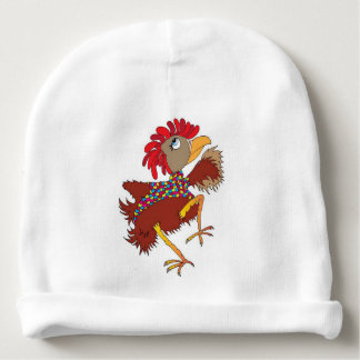 Tanzen-Huhn Babymütze