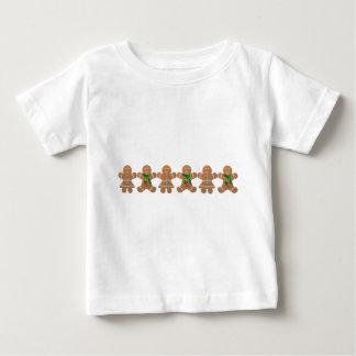 Tanzen-Lebkuchen-Plätzchen Baby T-shirt