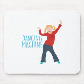 Tanzen-Maschine Mousepad