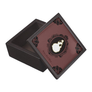 Tanzen-Miniatur Kiste