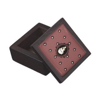Tanzen-Miniatur Schachtel
