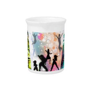 Tanzen-Party Getränke Pitcher