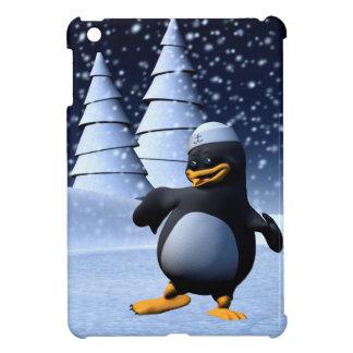 Tanzen-Pinguin iPad Mini Hülle