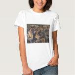 Tanzen Sie an La Galette Le Moulin de durch Renoir T-Shirts
