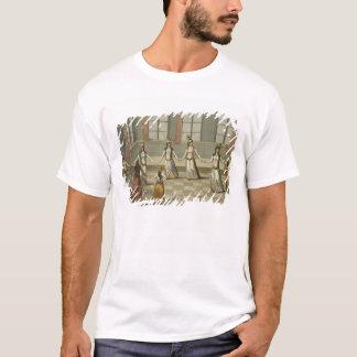 Tanzen Sie, dem mit den griechischen Frauen von T-Shirt