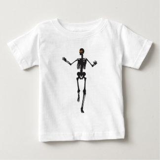 Tanzen-Skelett Baby T-shirt