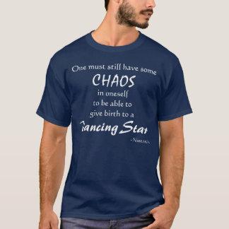 Tanzender Stern - Nietzsche - besonders T-Shirt