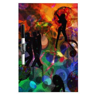 Tanzenlicht, Feier-Party Memoboard