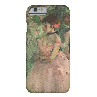 Tänzer-Bühne hinter dem Vorhang Edgar Degass |, Barely There iPhone 6 Hülle